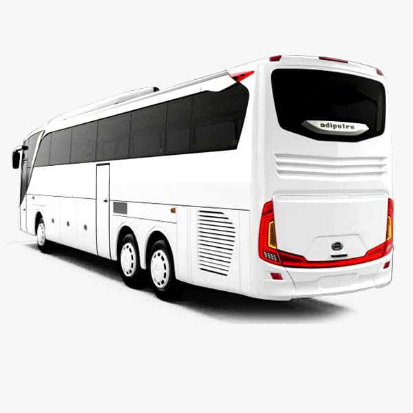 sewa rental bus shd jogja