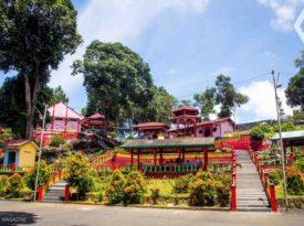 vihara dewi kwan im belitung